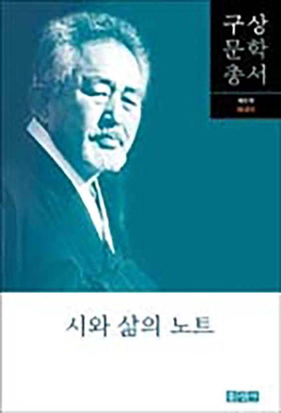 구상문학총서 제6권 에세이 시와 삶의 노트